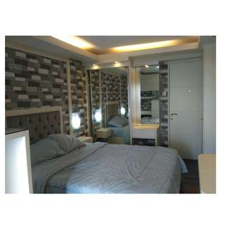 Sewa Apartemen Bassura City Tower F Tipe Studio furnish 35juta/thn