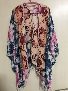 Cotton on kaftan/cardigan XS