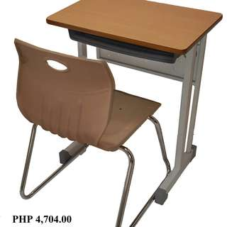 School Table and Chairs Set