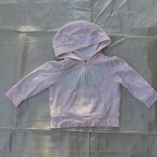 Jaket anak baby gap pink asli