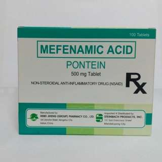 Mefenamic Acid 500mg