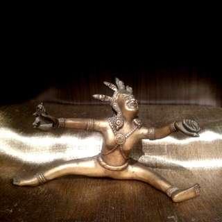 Antique Goddess Kali statue