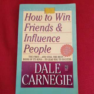 How to win friends n influence people