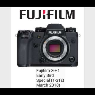 Fuji X-H1 Body Only