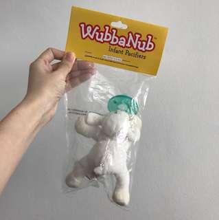 Brand new Wubbanub lamb sheep soother pacifier baby