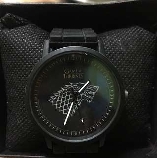 Game Of Thrones Collector's Watch