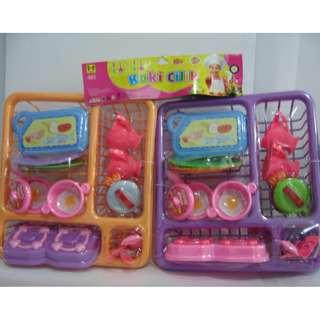 Mainan Anak Kitchen Set / Koki Cilik 901
