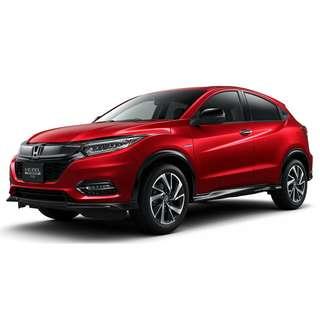Honda Vezel 1.5X (All New)