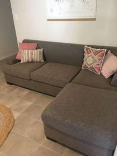 3 seater couch with chaise