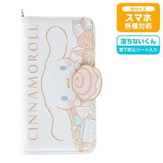 日本代購 sanrio 專門店 2018年 2月 cinnamoroll  電話套 合適各款電話