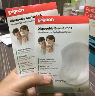 Pigeon Disposable Breast Pads