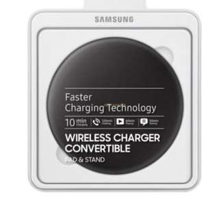 EP-PG950 Samsung Note 8 S8 Wireless Fast Charger Convertible