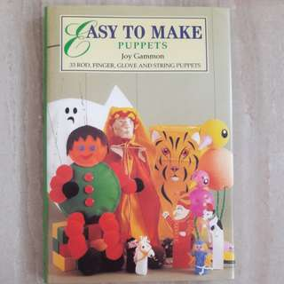 Easy to make puppets