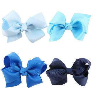 Baby Hair Clips -Ribbon