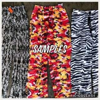 *BUNDLES* Ladies Knitted Pants