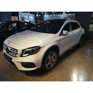 Mercedes Benz GLA200 AMG Line (Premium Plus Package)