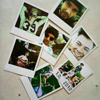 1D Polaroids