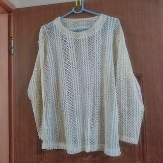 Vintage Crochet lace top