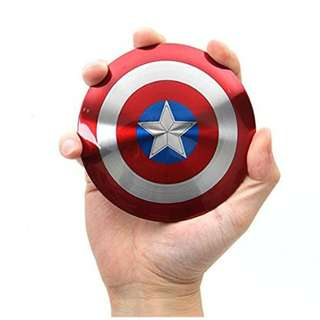 Marvel Avengers Captain America's shield 6800 mah powerbank