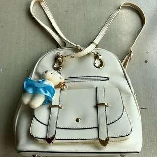 Shoulder bag/ Bagpack