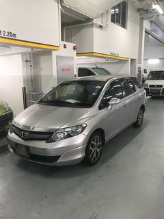Beautiful Condition Honda Airwave & Suzuki SX4 For Uber & Grab To Go