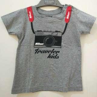 traveler kids Tshirt