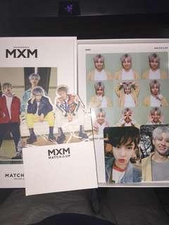 MXM 專輯
