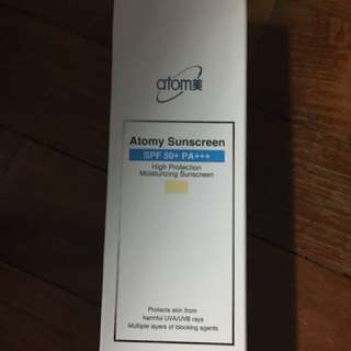 Atomy Sunscreen