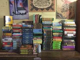 Islamic books / buku agama islam