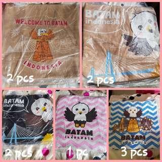Batam Indonesia bags