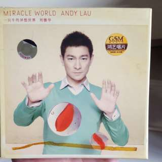 Andy lau miracle world album 一只牛的异想世界