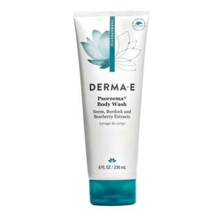 [Official Seller] Derma E – Psorzema® Body Wash (236g)