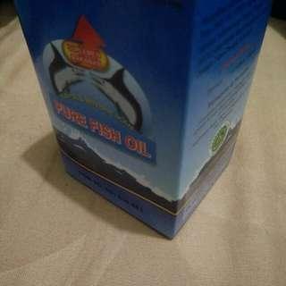 PDO kapsul minyak ikan ORI354
