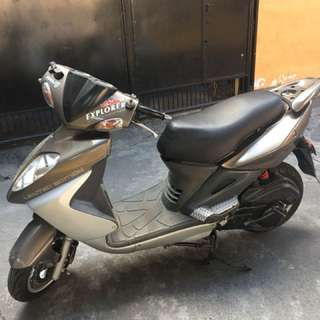 Shark sym scooter 150 cc