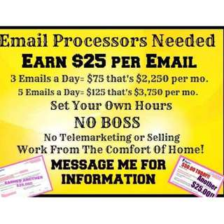 Email Processing
