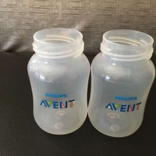 Philips Avent Breastmilk Storage Bottle(Without Cover)