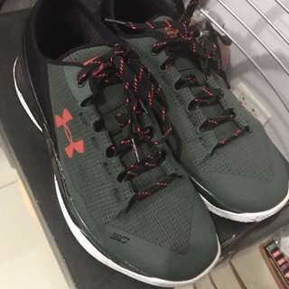 """Curry 2 Low """"Hook"""""""