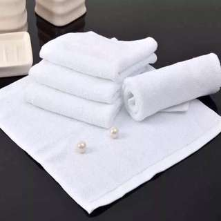 1 Dozen Face Towel