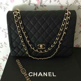 Chanel Flap with Watch