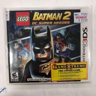 Nintendo 3DS Preowned Lego Batman 2