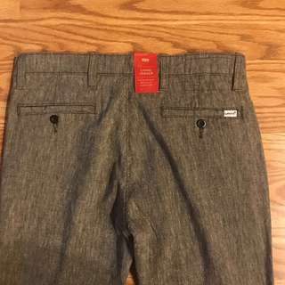 Authentic LEVIS NEW WITH TAGS CHINO JOGGer PANTS