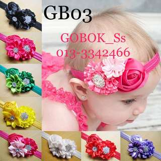 Baby Headband Diamond