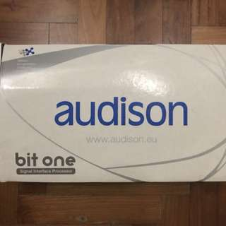 Audison Bit One Audio Processor