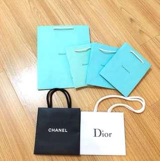 Brands shopping brand CHANEL Tiffany Dior