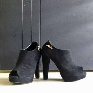 Miss Sixty High Heels Ankle Boots