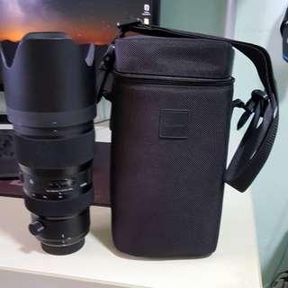 Sigma Lens 50-100mm f1.8 nikon