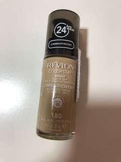 BN Sealed Revlon 24hrs Wear Colorstay Foundation Shade 180