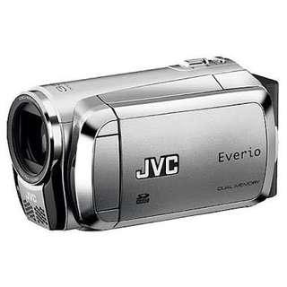JVC Everio GZ-MS120 Dual SD Card Digital Video Camera