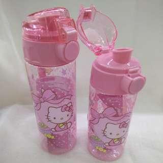 BNIB Hello Kitty Water Bottle 600ml & 500ml ( instock )