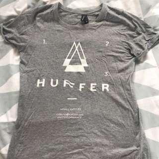 Huffer top!